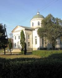 Собор Різдва Богородиці в м. Прилуки