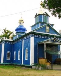 Святопреображенська церква в с. Білозір'я