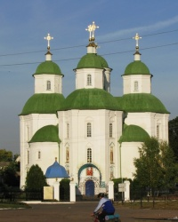 Спасо-Преображенський собор в м. Прилуки