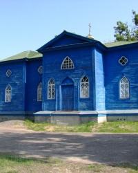 Михайлівська церква, с. Плескачівка