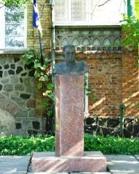 Памятник Ивану Ле в м. Городище