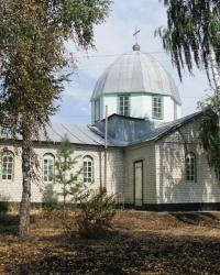 Покровська церква в с. Теклине