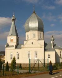 Церква Успіння Пресвятої Богородиці в с. Геронимівка