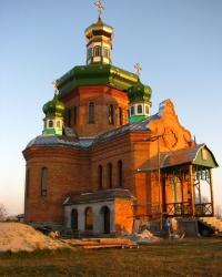 Храм Святого Миколая Чудотворця в м. Черкаси