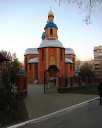 Церковь Рождества Христова в г. Черкассы