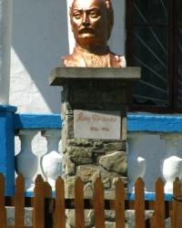 Пам'ятник Івану Франку в с. Підгірці