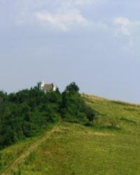 Гора Високий Верх (1242 метри)