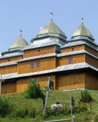 Церква Великомученика Юрія Змієборця в с. Головецько