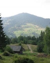 Гора Маківка (936 м.)