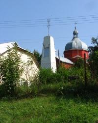 Пам'ятник «Борцям за волю України» в с. Урич