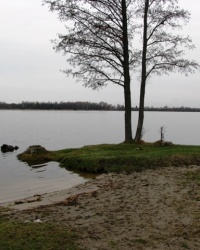 Озеро Велике Чорне у смт. Шацьк