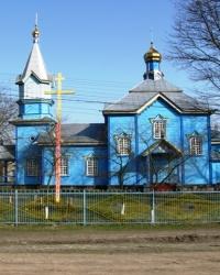 Храм преподобного Симеона Столпника в с. Любохини