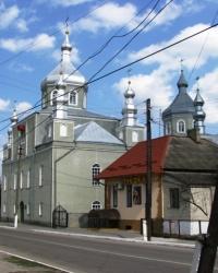 Благовіщенська церква (1877) в м. Ковель
