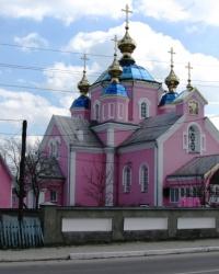 Свято-Воскресенський собор (1877) в м. Ковель