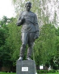 Пам'ятник загиблим воїнам ВВВ с. Залевки