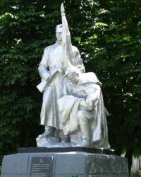 Пам'ятник загиблим воїнам ВВВ с. Бузуків