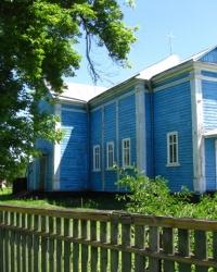 Церква Вознесіння Господнього в с. Костянтинівка