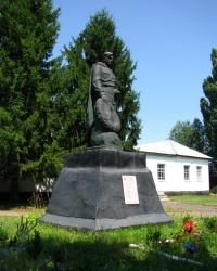 Братская могила героям-освободителям с. Ковалиха