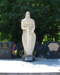 Памятник пограничникам в г. Черкассы