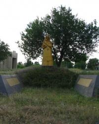Памятник воинам-односельчанам в с. Николаевка