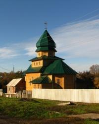 Деревянная греко-католическая церковь (Краматорск)