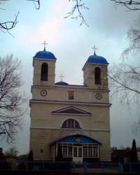 Храм Різдва Пресвятої Богородиці в смт. Шацьк