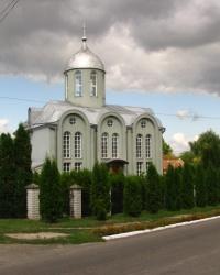 Церковь «Свет Евангелия» в г. Каменка