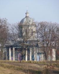 Церква Покрови, ХІХ ст. в с. Мельниківка