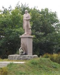 Пам'ятник Т.Г. Шевченку в с. Білогородка