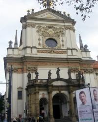Костел святого Ігнація з Лойоли, м. Прага