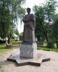 Пам'ятник Ярославу Мудрому в м. Богуслав