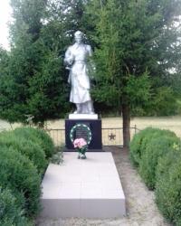 Братська могила 90 радянських воїнів в м. Тараща
