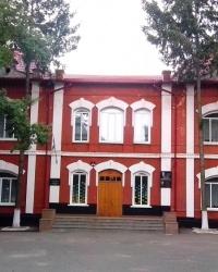 Земська школа в с. Розкішна
