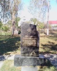 Пам'ятник загиблим радянським воїнам в м. Васильків