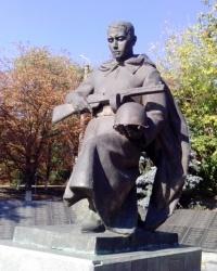 Меморіал Слави радянським воїнам 1941-1945 в м. Васильків