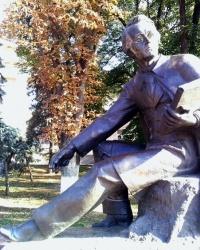 Пам'ятник Т. Г. Шевченку в м. Васильків