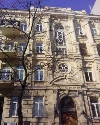 Пам'ятник архітектури - Жилий будинок кінця XIX ст., Михайлівський провулок,12 м.Київ