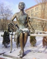 Пам'ятник Олені Телізі, м. Київ