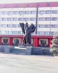 Пам'ятник пожежникам на Оболоні