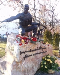 Тим, хто виконав обов'язок, зберігши честь і гідність, м. Київ