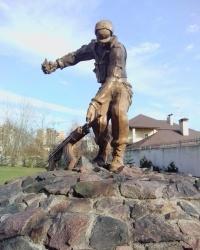Пам'ятник воїнам-інтернаціоналістам у місті Вишневе