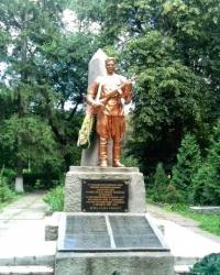 Пам'ятник радянським солдатам, м. Фастів