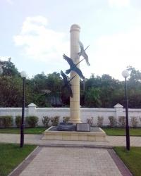 Пам'ятник робітникам Бучанського цегляного заводу загиблим в 1941-1945 році в м.Ірпінь