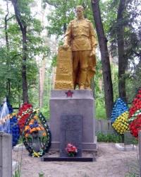 Братська могила воїнів Радянської Армії, с. Жорнівка