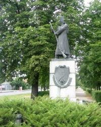 Пам'ятник гренадерам 2-го Київського козачого полку