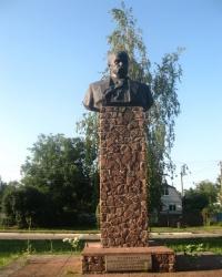 Пам'ятник Шевченку Т.Г., с. Синява