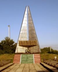 Пам'ятник воїнам Другої світової війни, смт Рокитне
