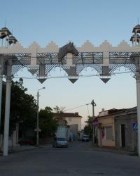 Лошадиные ворота г.Евпатория