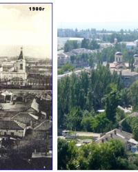 Вознесенский собор. Намоленные места Бердянска