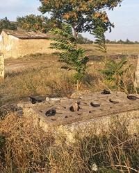 Степной колодец  19 века в с. Малая Лепетиха